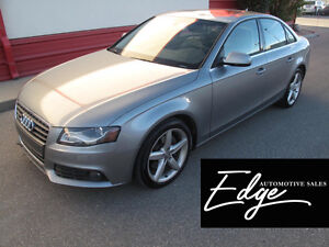 2010 Audi A4 Premium Quattro **No accidents, Financing Avail**