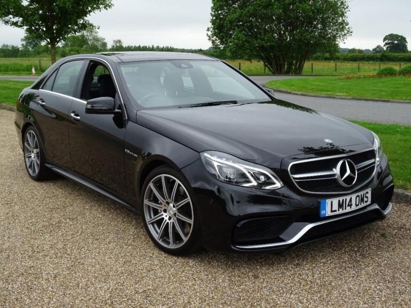 2014 mercedes benz e class e63 amg petrol black automatic. Black Bedroom Furniture Sets. Home Design Ideas