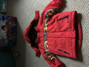 Baby winter coat size 18-24months