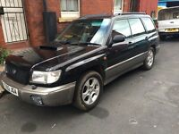 Subaru Forester turbo spares or repairs