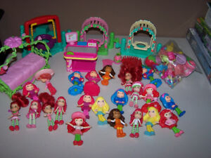 STRAWBERRY SHORTCAKE collection -