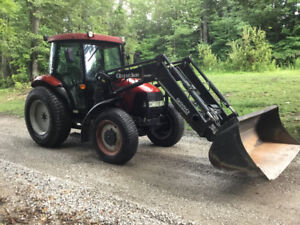 Case IH JX 85 Maxxima Tractor loader  4wd