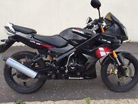 2014 lexmoto xtr125 £799 -08 cg125 £725 -08 Lifan 125 £275