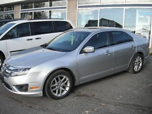 2012 Ford Fusion SEL Sedan- Certified