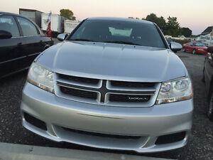2011 Dodge Avenger Cruise tilt Fully Loaded Certified Low Klm
