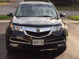 2013 Acura MDX TECH - Incl: $4,616 in upgrades - REDUCED PRICE