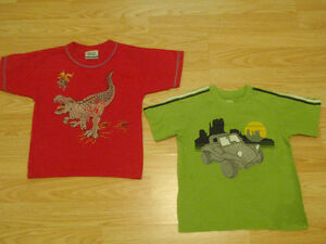 Boys' T-Shirts (Size 3T) - Lot # 4