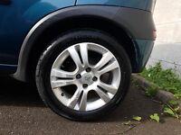 Vauxhall Corsa Alloy Wheels (195/50/15)