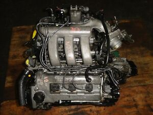 JDM MAZDA MX6 KL 2.5L ENGINE, 5SPEED TRANSMISSION