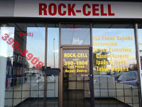 ROCK CELL - Cell Phone Repair Centre - Reasonable Prices!