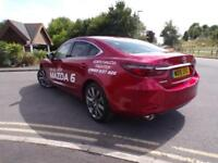 2018 Mazda 6 4dr Sal 2.0 165ps Sport Nav 4 door Saloon
