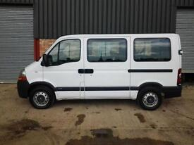 2006 RENAULT MASTER MM35 DCI MINI BUS- CAMPER - LOW MILES - FULL SERVICE HISTORY