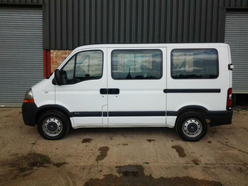 2006 RENAULT MASTER MM35 DCI MINI BUS ~ CAMPER ~ LOW MILES ~ FINANCE ARRANGED
