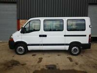 2006 RENAULT MASTER MM35 DCI MINI BUS, VAN, CAMPER, LOW MILES, FINANCE AVAILABLE