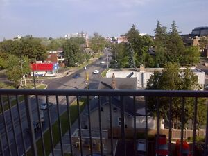 Bauer Loft with Private Balcony facing southeast Kitchener / Waterloo Kitchener Area image 2