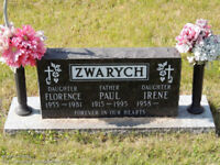 Lost family of Florence Anna  Zwarych