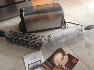Rotisserie - Great for meats, fries and veggies! Brand New!