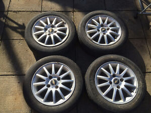 "Chevrolet mags 15""              185/65/15"