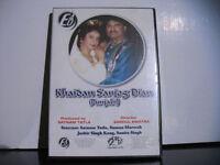 New sealed Khaidan Sanjog Dian Punjab Indian Hindi DVD Movie