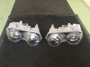 94-97  Acura Integra Halogen Progector with Angel Eye Headlights