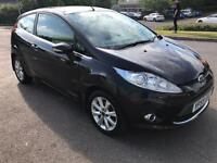 2009 Ford Fiesta 1.4 Zetec. Only 1 Owner From New