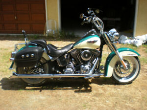 VANCE & HINES PIPES AND H-D PARTS FOR SALE