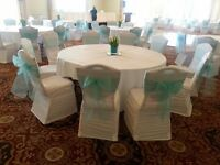 Wedding Decor, Linens, and Chair Covers