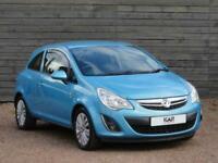 Vauxhall Corsa 1.2 i 16v Excite 3dr, 55k Miles, 1 Year MOT, 12 Month Warran