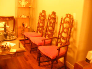 MAGNIFICENT DINING ROOM -  $6500