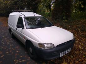 Ford, ESCORT, Car Derived Van, 2001, Manual, 1753 (cc)