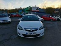 2014 (64) Vauxhall Astra 1.6 CDTi ecoFLEX Design (s/s) 5dr Hatchback £2995