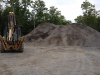 Gravel, Sand and River Rock for Sale