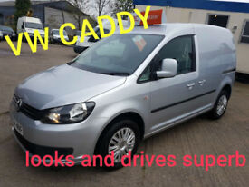Volkswagen Caddy 1.6TDI ( 102PS ) C20 Trendline 2014