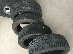 Ironman winter tires 225/45r17