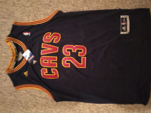 Unauthentic LeBron James Jersey! Must Sell ASAP!
