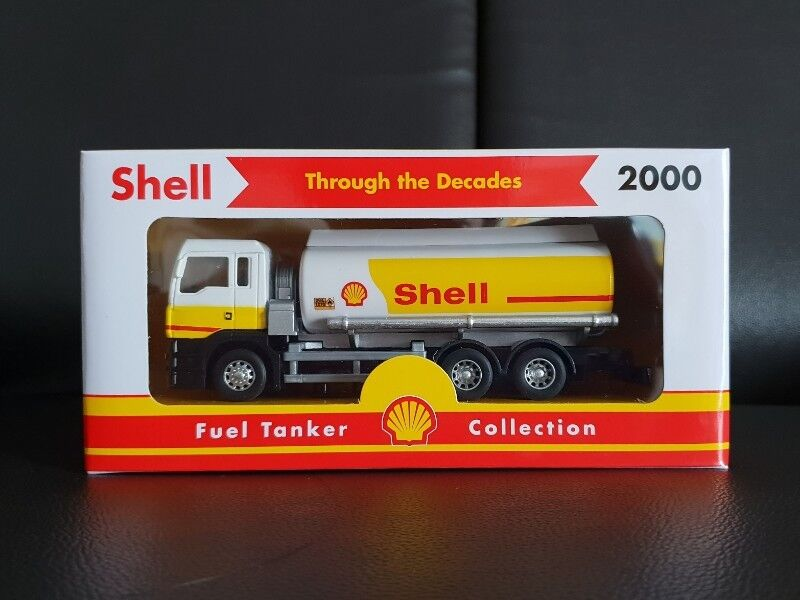 Shell Fuel Tanker Collection