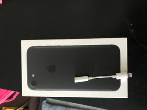 iPhone 7 BLACK 128GB Perfect Condition 10/10