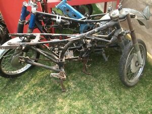 Honda CB77 Frame and Parts for sale Superhawk Regina Regina Area image 1