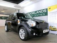MINI Countryman 1.6 D COOPER [4X SERVICES, LEATHER, CHILI PACK and 30 ROAD TAX]