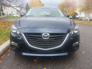 2015 Mazda 3 Sport Hatchback AUTO AC Démarrage à bouton-poussoir