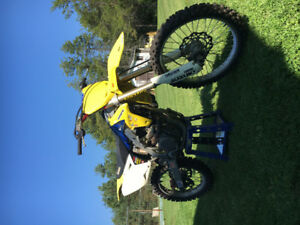 2008 rm-z 450 Fuel injected