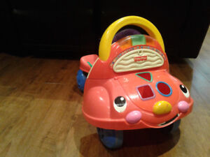 Trotteur auto Fisher-Price