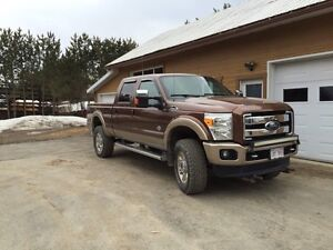 King ranch lariat fx4