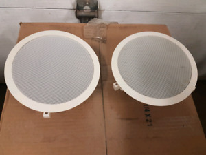 "6.5"" in-ceiling speakers"