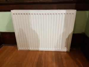 "Pensotti Double Steel Panel Radiator 32"" x 24"""