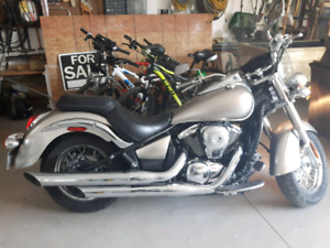 2007 Vulcan 900 classic   location is in claresholm  ab