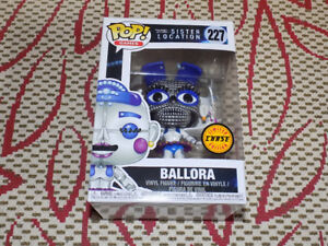FUNKO, POP, BALLORA CHASE, FIVE NIGHTS AT FREDDY'S, GAMES #227