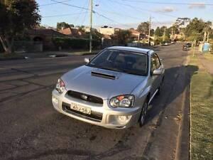 2003 Subaru Impreza Sedan with 5 months rego Westmead Parramatta Area Preview