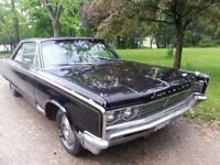 Wanted 1966 Chrysler Windsor Parts