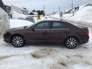 FORD FUSION SEL 2012 4x4